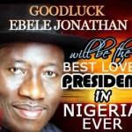 President GoodLuck Jonathan, Online Campaign, Election Campaign in Nigeria,Online Campaign failure