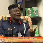 Civil Defence Commandant Cant Civil Defence Website, Bad brand spokesperson