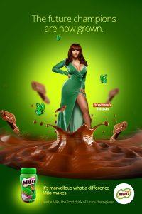 Nestl? Nigeria Milo new campaign