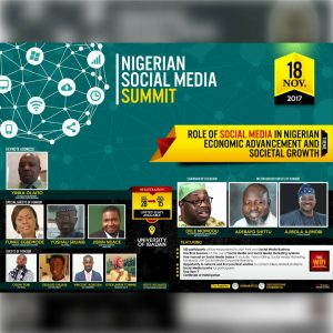 Social Media roles in Nigeria Economic Advancement and social development, Social Media summit in Ibadan , Oyo State Nigeria, Social Media Summit in Nigeria